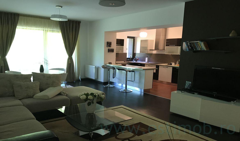 Apartament de inchiriat complex Tampa Gardens  - ChiriiBrasov.ro