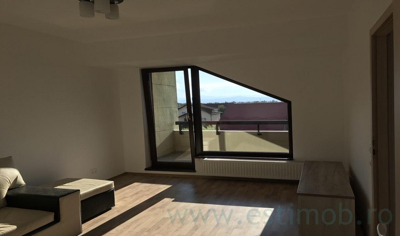 Chirie apartament Brasov bloc nou Tractorul