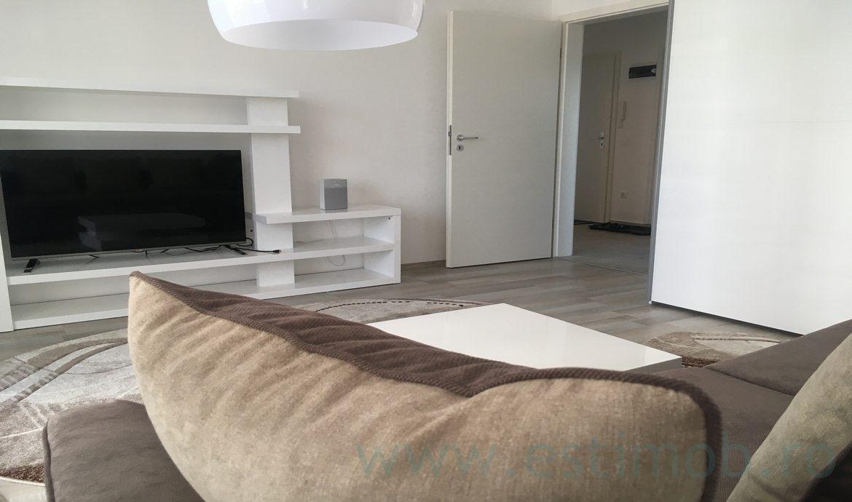 Apartament de inchiriat cu 2 camere complexul rezidential Avantgarden 3 Brasov mobilat