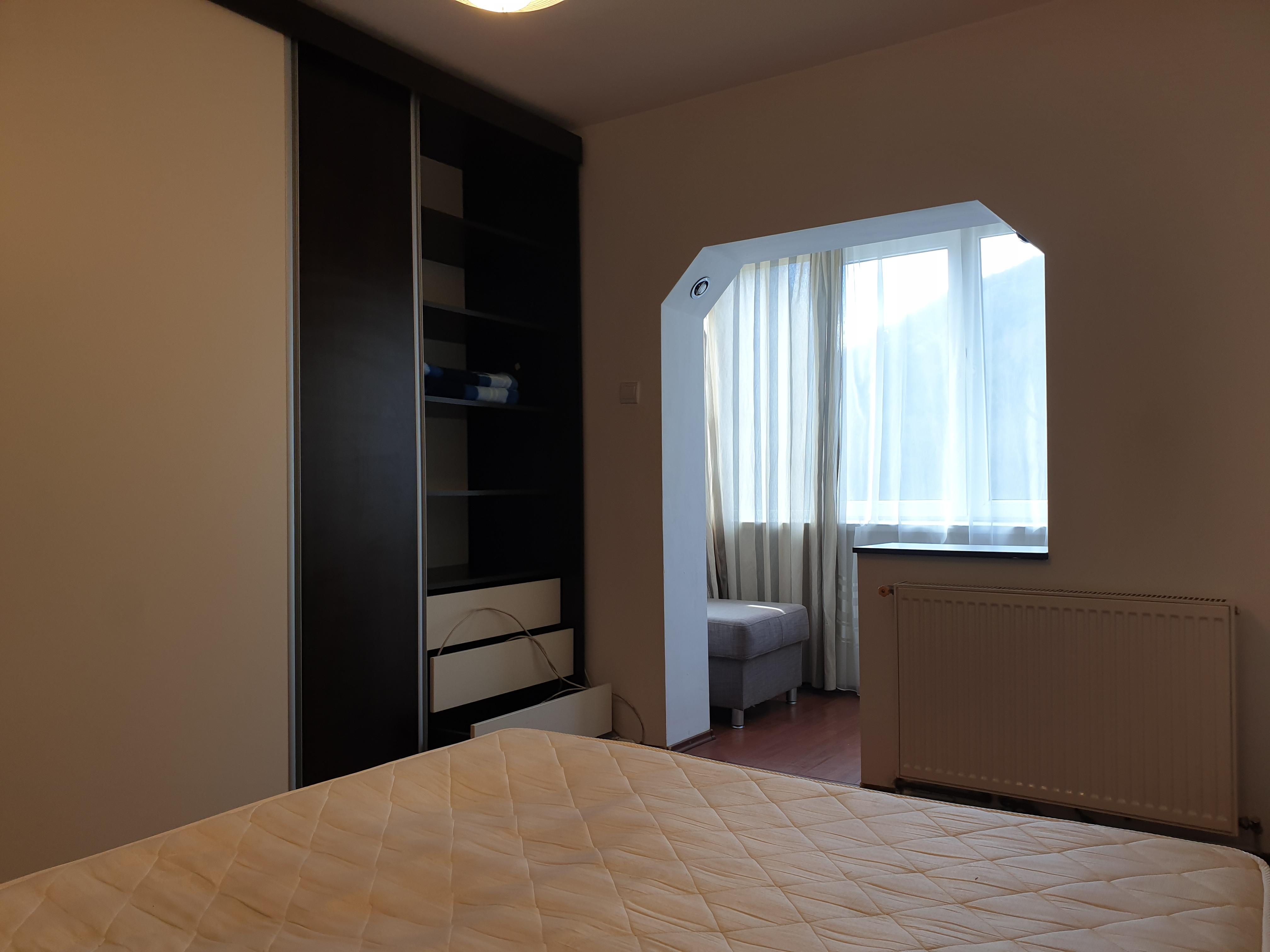 Apartament decomandat str.Muresului Racadau
