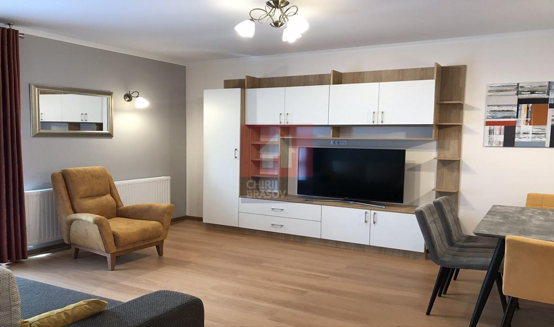 Apartament 2 camere de inchiriat zona Judetean Brasov