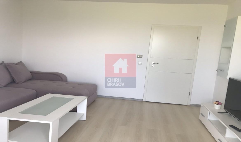 Apartament 2 camere de inchiriat mobilat si utilat complet in Avantgarden3 Brasov