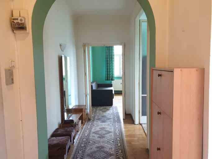 Apartament decomandat str Toamnei